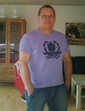 Lars 42 y.o. from Denmark